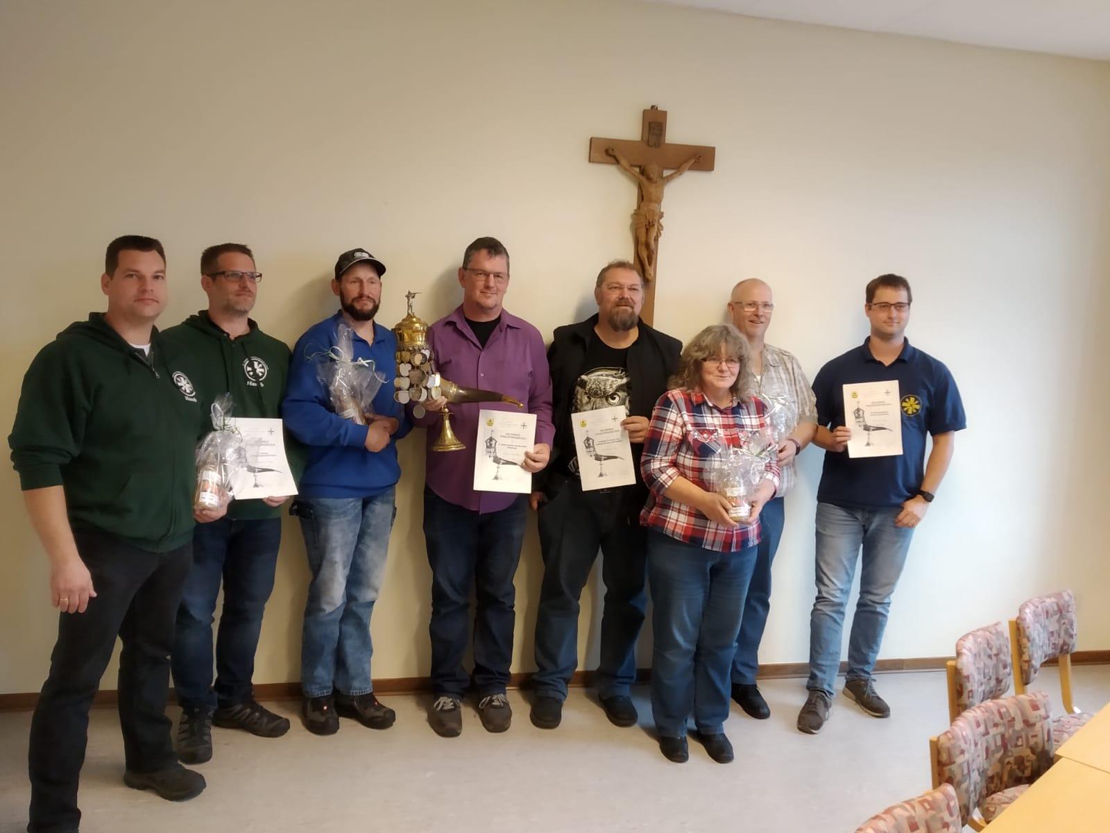 Holtappelspokalschießen in Kapellen
