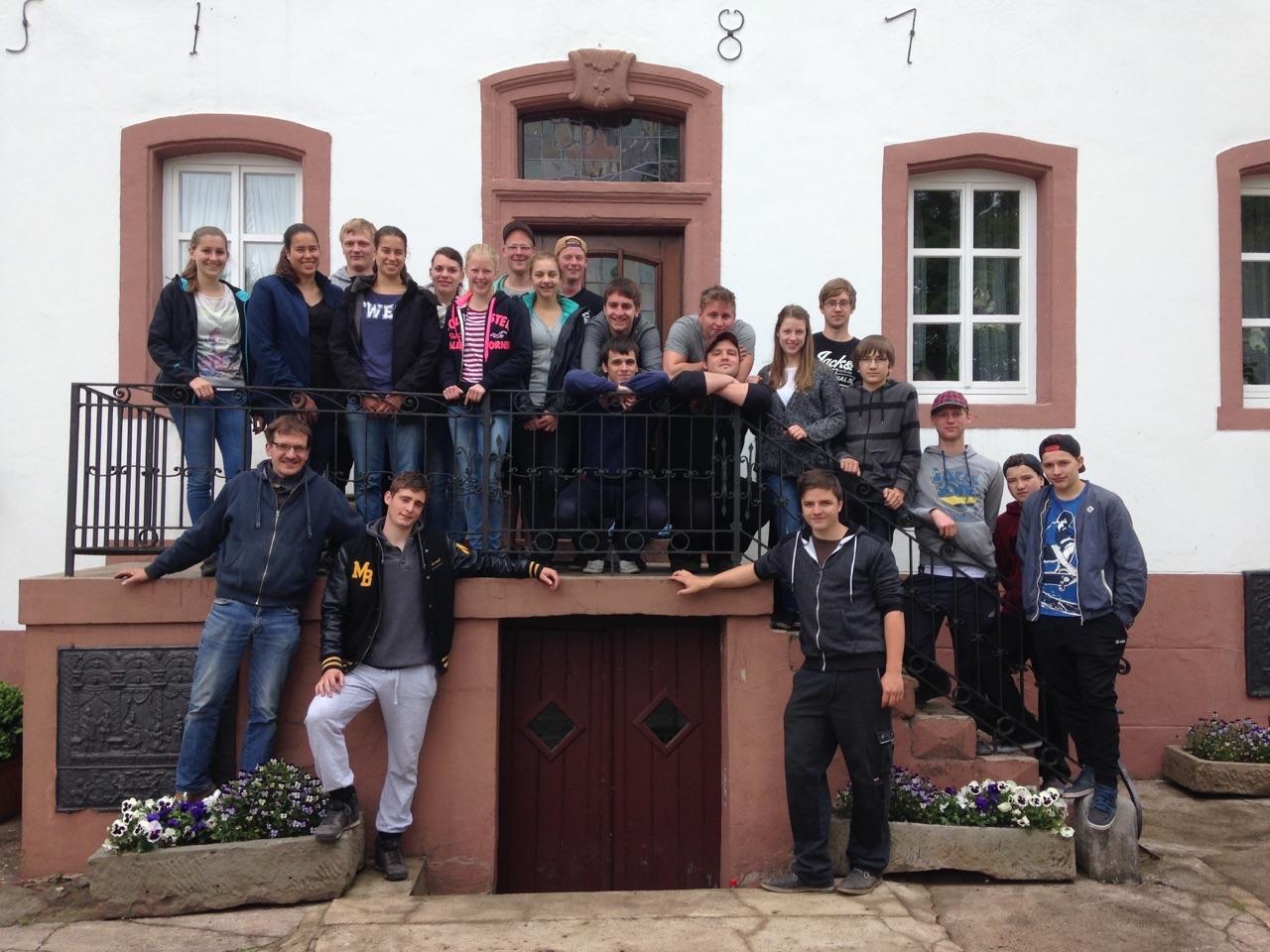 Eifelfahrt 2015