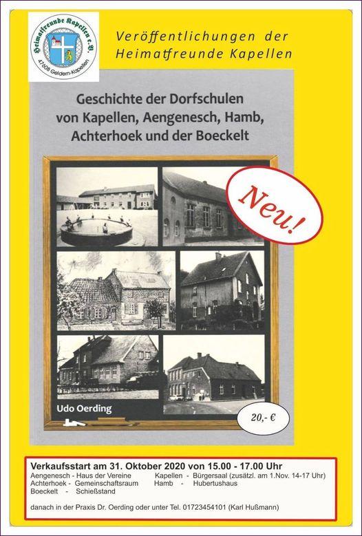 Buchverkauf in der Boeckelter Schule